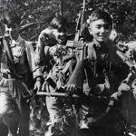 photo 2018 04 20 07 03 08 - کودک-سرباز (عکس) - کودک, سرباز, جنگ, ایدئولوژی