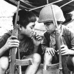 photo 2018 04 20 07 03 09 - کودک-سرباز (عکس) - کودک, سرباز, جنگ, ایدئولوژی