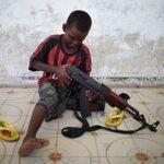 photo 2018 04 20 07 03 10 - کودک-سرباز (عکس) - کودک, سرباز, جنگ, ایدئولوژی