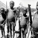photo 2018 04 20 07 03 11 - کودک-سرباز (عکس) - کودک, سرباز, جنگ, ایدئولوژی