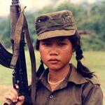 photo 2018 04 20 07 03 27 - کودک-سرباز (عکس) - کودک, سرباز, جنگ, ایدئولوژی