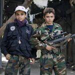 photo 2018 04 20 07 03 42 - کودک-سرباز (عکس) - کودک, سرباز, جنگ, ایدئولوژی